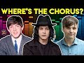 7 Songs That DON'T Have A Chorus (Where's The Hook?)