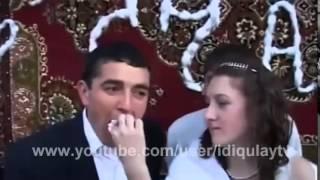 Azeri Toyu Bey Gelin Tort Prikol Gorulmeyen Goruntu Yeni