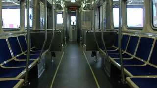 Repeat youtube video CTA 5000-Series Rail Cars - Connections - June/July 2010 - Chicago Transit Authority