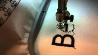 Easy embroidery the Bernina way