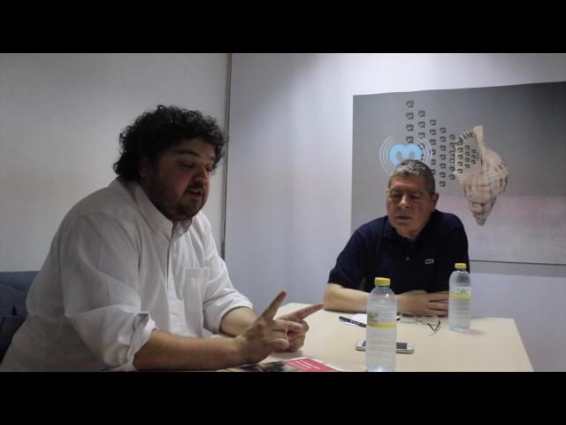 Manuel Mera e Julio Torrado debaten sobre o euro e a UE