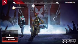 Una partidita con subscriptores Apex Legends