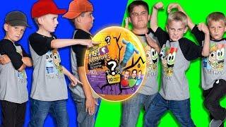 SlobbyKids MEGA Challenge Games Race to the Giant Egg of HobbyKids
