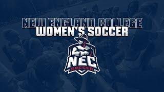 Women's Soccer: New England College vs Becker College (10/12/19)