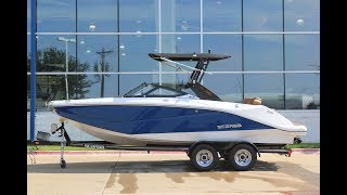 2018 Scarab 215 For Sale at MarineMax Dallas