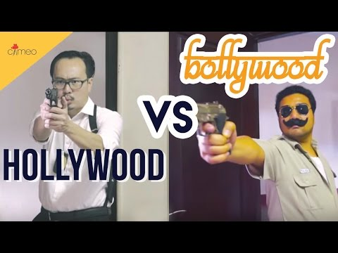 HOLLYWOOD Vs BOLLYWOOD Part.1
