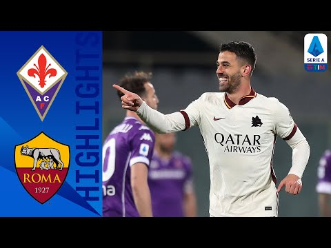 Fiorentina AS Roma Goals And Highlights