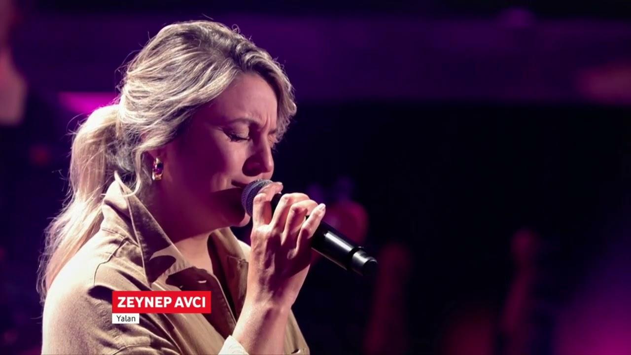 O Ses Almanya'ya Damga Vuran Türk Kız / Zeynep Avcı - Yalan