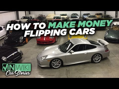 How You Can Make Money Flipping Cars