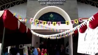 Opening COMFEST 2017 Kpi Uin Walisongo - Hmj Kpi Uin Walisongo Semarang