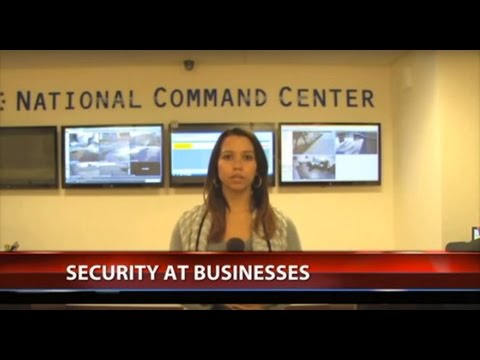 Cambridge Security Services on Fios1 News, December 2015