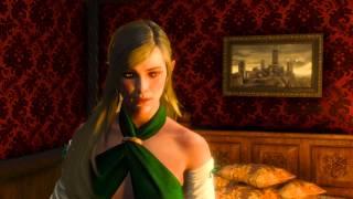 The Witcher 3: Wild Hunt Geralt with Elf Hot Scene