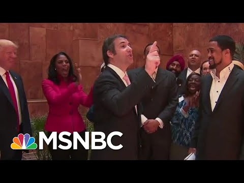 Is Michael Cohen's Postponing Testimony About Safety? | Morning Joe | MSNBC