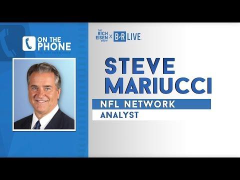 NFL Network's Steve Mariucci Talks AFC/NFC Championships & More W Rich Eisen | Full Interview