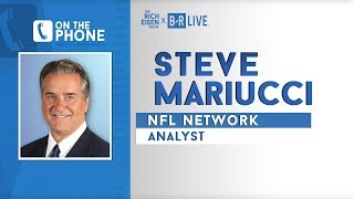 NFL Network's Steve Mariucci Talks AFC/NFC Championships & More w Rich Eisen | Full Interview