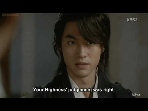 Love In The Moonlight Kwak Dong Yeon Cuts Ep15 16