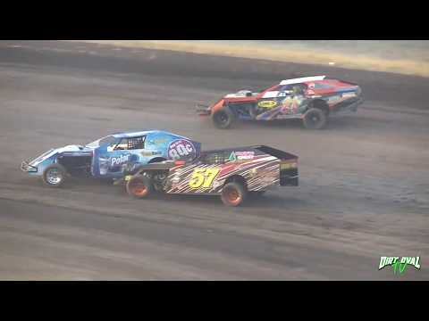 8 15 15 IMCA Modifieds Southern Oregon Speedway
