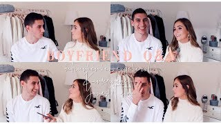 BETRUNKEN KENNENGELERNT, JONAS TATTOO - Boyfriend Q&A ▹ Zaramiraa ♡