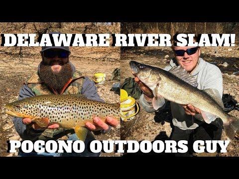 Delaware River SLAM!