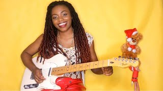 Oh Holy Night - Helen ibe guitar cover
