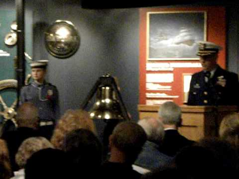 S.S. Edmund Fitzgerald - Ringing of the Bell