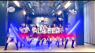 Ala Ela Dance Cover | Team Karik | Zumba Dance | GDucky, Ricky Star | RAP VIỆT | #VietnameseSong2020