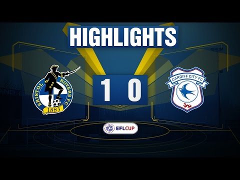 HIGHLIGHTS: Bristol Rovers 1-0 Cardiff City (AET)