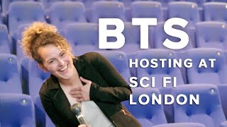 Outtakes from my week hosting Sci Fi London
