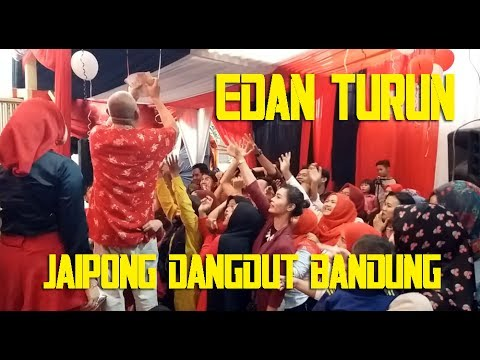 Jaipong Dangdut Bandung Edan Turun Cover Song Demmy