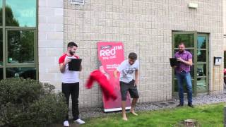 RedFM ALS Ice Bucket Challenge