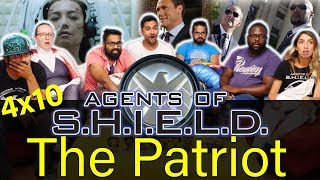 Agents of Shield - 4x10 The Patriot - Group Reaction