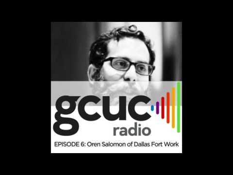 GCUC Radio Episode 6 - Oren Salomon of Dallas Fort Work, plus Pokémon Go at the Olympics!