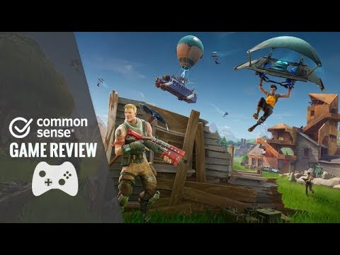 Fortnite: Game Review