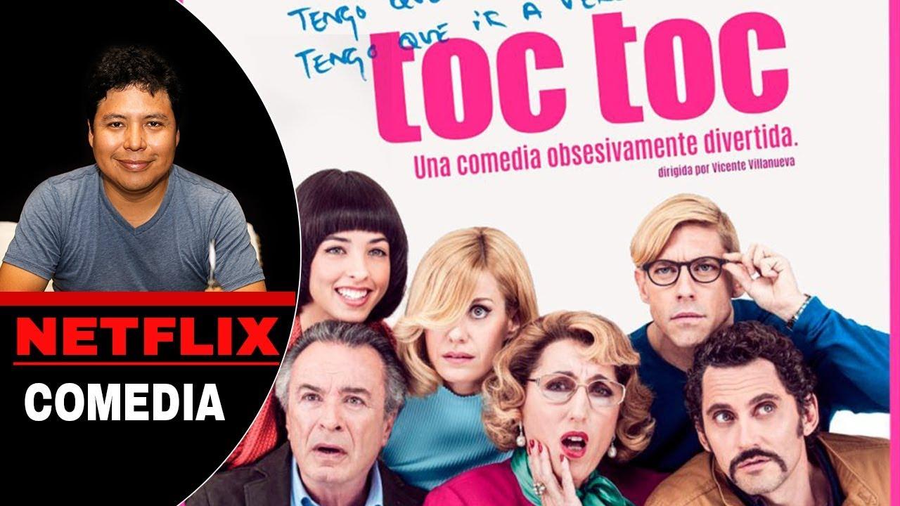 Resultado de imagen para Toc Toc en Netflix