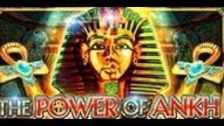 The Power of Ankh - Slot Machine
