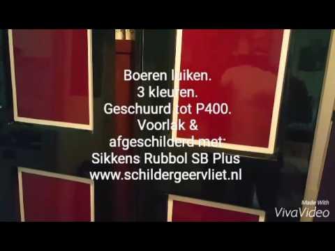 Sikkens Rubbol SB Plus highgloss