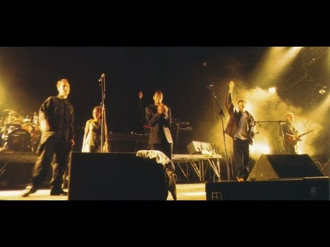 Massive Attack - Live In Amsterdam 1999