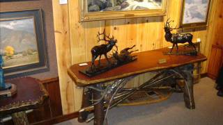 Adirondack Rustic Furniture By Jim Howard