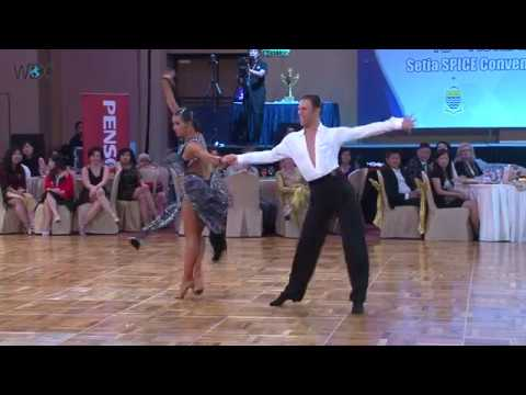 WDC Professional World Championship Latin 2017 Final