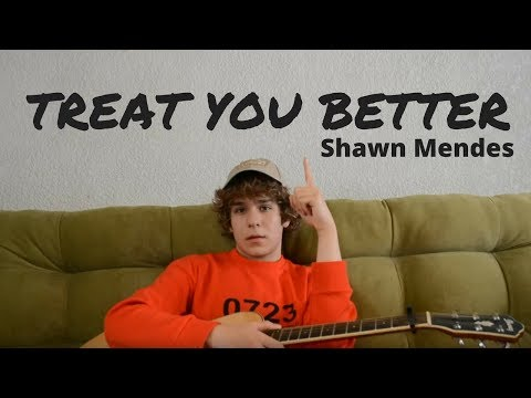 Treat You Better - Shawn Mendes | James Werke Cover