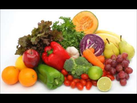 Frutas y vegetales que contienen omega 3