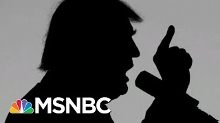 President Donald Trump's Long, Bizarre History Of Accusing People Of Treason | The 11th Hour | MSNBC