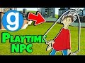 Brand New Playtime NPC Baldi's Basics in Education and Learning Gmod Garry's Mod Funny Moments #5