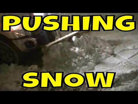 blizzard snow plow hook up