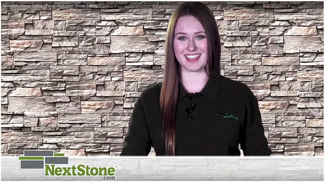 Imitation Stone Siding Faux Imitation Stone Siding