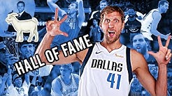 Dirk Nowitzki TRIBUTE (Emotional) || Hall of Fame Mix