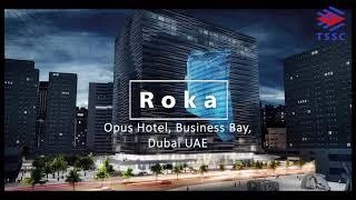 TSSC Dubai Project - Roka Restaurant