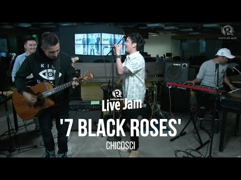 Chicosci - '7 Black Roses'