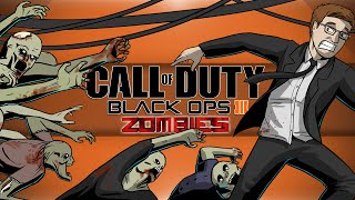 Black Ops 3 Zombies! - THE GIANT EASTER EGG & WINDOW TACTIC! (Call of Duty Funny Moments)