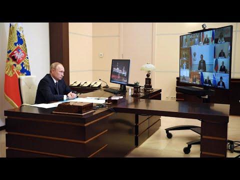 روسيا تسجل -أول- لقاح تطوره لفيروس كورونا وإحدى بنات بوتين تتلقى جرعة  - 09:58-2020 / 8 / 12